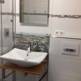 Komplettbad Sanierung durch Novik Design in Müllheim